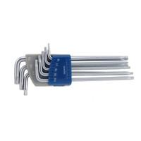 Wholesale Valianto Flower Shaped Hole Allen Wrench Set Allen Tool Set Hand Mechanic Tools