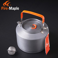 backpack office - Fire Maple Outdoor Camping Picnic Kettle Home Tea Pot Office Coffee Pot Backpack Kettle L