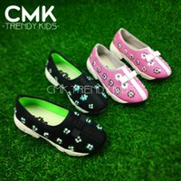 fabric mesh - CMK KS101 New Designer Kids Breathable Mesh Fabric Shoes Kids Floral Sneaker Girls Boys Casuel Shoes Leisure Sequence Sneakers