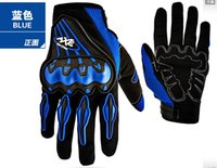 Wholesale New Pro Biker Sport Protective XL Aro biker Motorcycle Motocross Motorbike Racing Gloves