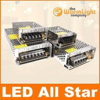 Wholesale DC V Led Transformer A W A W A W A W A W A W Power Supply For Led Strips Led Modules