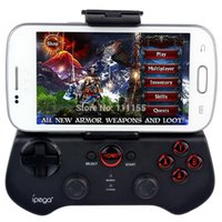Wholesale Wireless Bluetooth Controller Gamepad Joystick for Phone Pad Android Phone Tablet PC IPEGA PG