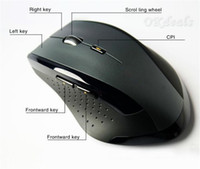 Wholesale Wireless GHz Computer Mini Gaming Mouse Mice For Laptop Desktop PC USB Receive
