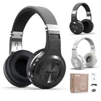 apple radio iphone - Bluedio H Turbine Bluetooth Stereo Wireless Headphone Built in Mic Micro SD FM Radio BT4 Over ear Headphones