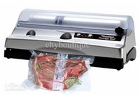 Wholesale European Magic Vac Prestige Roll Household Foodsaver Vacuum Sealer Automatic One Touch High Quality