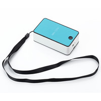 Wholesale Mini USB Cooler Portable Hand held Air conditioning fan Mini Air conditioner Cooler comfortable