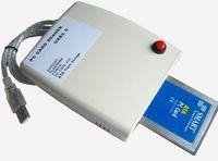 Wholesale ATA PCMCIA Memory Card Reader Card PIN CardBus To USB Adapter Converter