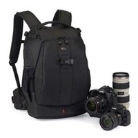 Wholesale Lowepro Flipside AW Black Camera Digital Camera DSLR Bag Backpack for Canon Nikon Sony
