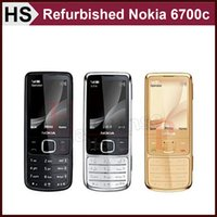 Wholesale Original Refurbished Nokia C Classic Phone G MP Camera Bluetooth Multi Language Cellphone Unlocked