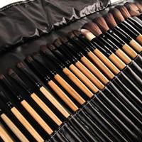 beige eye pencil - Pro Eye Brushes Set Eye Shadow Pencil Brush Makeup Brushes Tools Cosmetic Make Up Maquillage Pinceis Pincel Maquiagem