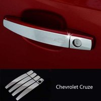Wholesale New Chrome Stainless Steel Handle Cover For Chevrolet Cruze Factory