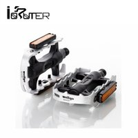 Wholesale LU C25 Ultralight Bicycle Pedals Hight Quality Steel Pedals Wellgo Brand Bike Pedal Bicycle Aluminum Pedal Accessories