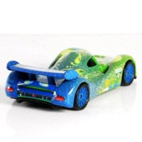 alloy old toy cars - Brazil Racer Carla Veloso of Pixar Cars Scale Mini Alloy Toy Car Diecast Metal Model Toys For Children Kids Gifts