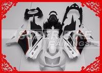 aftermarket bike fairings - NEW fairings gift Screws bolts White And Black Aftermarket ABS Motorcycle Fairing Kits For Kawasaki Ninja EX250 Bike