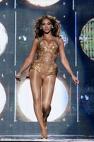Wholesale 2015 Women Sexy Lady Beyonce Design Fashion DJ Women Singer DS Costume Sock New Arrival Design XWZ003