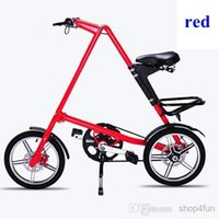 strida bike - Strida Folding Bike STRIDA inch Aluminum alloy folding bike flexible inch Spokes none spoke wheels available