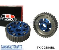 Wholesale Tansky Adjustable Cam Gears Alloy Timing Gear FOR DOHC B16A B16B BLUE TK CGB16BL