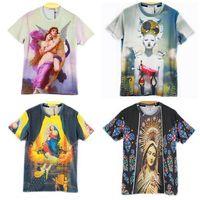 bible shirts - 2014 New men women s D novelty printed Bible Jesus paradise church angel Vintage retro t shirt shirts summer casual top tees