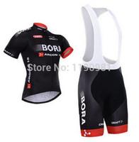Wholesale Roupa Ciclismo bora argon Cycling jersey short sleeve bib shorts sport jersey bicycle clothing biker wear bicicletas