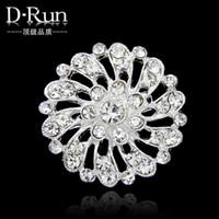amber peach - The new DR diamond wreath brooch Peach Heart chain collar clip collar small collar pin brooch cash offer