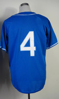 baseball champs - 2016 baseball jerseys for men Royal Baseball Jersey with world series champs patch Royal Blue white new blue Stitched mixed order