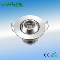 amp power connectors - 12VDC input high power W XTE Cree chip led light downlight silver housing pin AMP connector led ceiling puck light