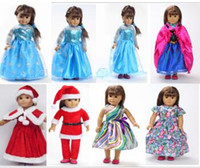 american doll clothes lot - 2016 new popular quot american girl doll clothes dress diference clothes mixed the best gift for girls