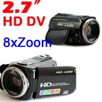 Wholesale by dhl or ems pieces quot LCD TFT MP C4 P HD X Digital Zoom Video Camcorder Camera DVR Recorder Black