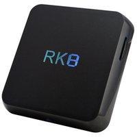 Cheap 2016 New RK8 Octa core Android5.1.1 Smart TV BOX RK3368 TV Box 2GB 8GB H.264 Bluetooth WIFI XBMC Helix 14.2 Support RJ45 HDMI 2.0