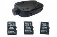 Wholesale 8GB AVI motion detection P HD Hiden MINI DVR VIDEO CAMERA Keychain RECORDER HIDDEN CAM H fps