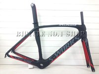 Wholesale 2015 new T1100 UD r carbon fiber aero racing road complete entire bike bicycle bicicleta frame frameset bikes Aircode