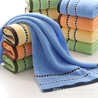 beach vacation essentials - face towel cm colors High quality cotton towel satin shares towel Beach Vacation Holiday own towels Carry essential