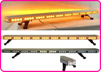 ambulance lights - High Intensity cm DC12V W Led emergency Lightbar warning light bar for police ambulance fire truck vehicle waterproof