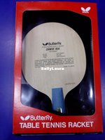 Wholesale Butterfly CHINESE REAL Table Tennis Blade Table Tennis Racket