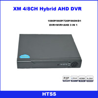tb - Security Surveillance P N CH CCTV AHD DVR AHD M Hybrid DVR P NVR Digital Video Recorder For AHD Camera IP Camera Analog Camera