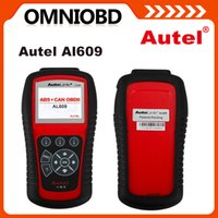 abs internet - Autel AutoLink AL609 ABS CAN OBDII Diagnostic Tool Diagnosis ABS System Codes Internet Updatable