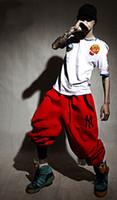 Cheap Fashion New 2014 Sport Men Women Harem Pants Casual Sport Hip Hop Pants Men Brand Baggy Dance Pants Sweatpants For Men