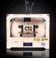 rep - CTC D Printer DUPLICATOR Dual Extruders aviation board Casing D Printer Rep