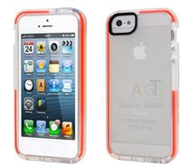 Wholesale Tech21 D3O Impact Mesh Drop Protective Case for iPhone S Soft TPU Tech Shell for iPhone in Retail Box