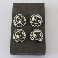 Wholesale Mix Order sets Car Logo Badge License Plate Metal Bolt Screws For Holden
