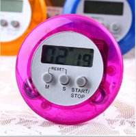 alarm pieces - Piece Digital LCD Timer Stop Watch Kitchen Cooking Countdown Clock Alarm