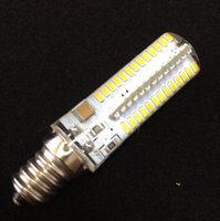 Wholesale 2015 New E12 E17 SMD LED Bulb V V V W LED corn Lamp Epistar LED light led lamps