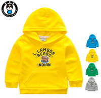 beer brand clothing - Baby Cotton Cartoon beer Hoodies children autumn coat korean clothes Children s Outwear kids winter clothing Party christmas costumes