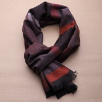 Wholesale 2015 New Arrived Men Winter Scarfs Silk Five Styles Warm Keeping Scarfs with Good Service