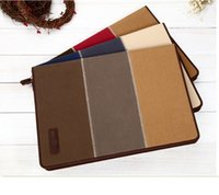 Wholesale High Quality Case For Macbook Air Sleeve Canvas Material Laptop Sleeve