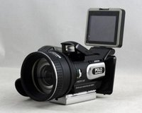 digital video camera - Camcorders HD9100 Wide Angle long zoom HD digital video camera suspended interchangeable lens camera x digital zoom million pixels HD