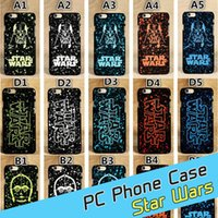 bb iphone - Star Wars Phone Case colorful Character Frosting PC phone Hard Back Cases Cover For iPhone p plus Darth Vader Marco R2D2 BB