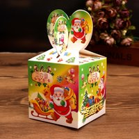 Wholesale Gift Wrap Box Christmas gift box packaging supplies Event Party Supplies Festive Party Supplies Halloween carton packaging