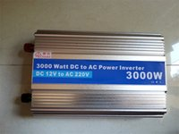 Wholesale DC AC3000W High quality Modified Sine Wave power inverter w peak W DC12V to AC V dc ac Power Inverter