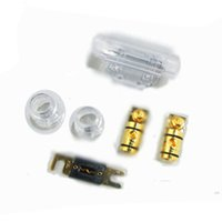 anl fuse holders - Top Quality Car Fuse Holder Price GA Gold Plated ANL Fuse Holder For Car